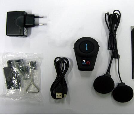 motorcycle helmet bluetooth /waterproof outdoor bluetooth wireless motorcycle video interphone