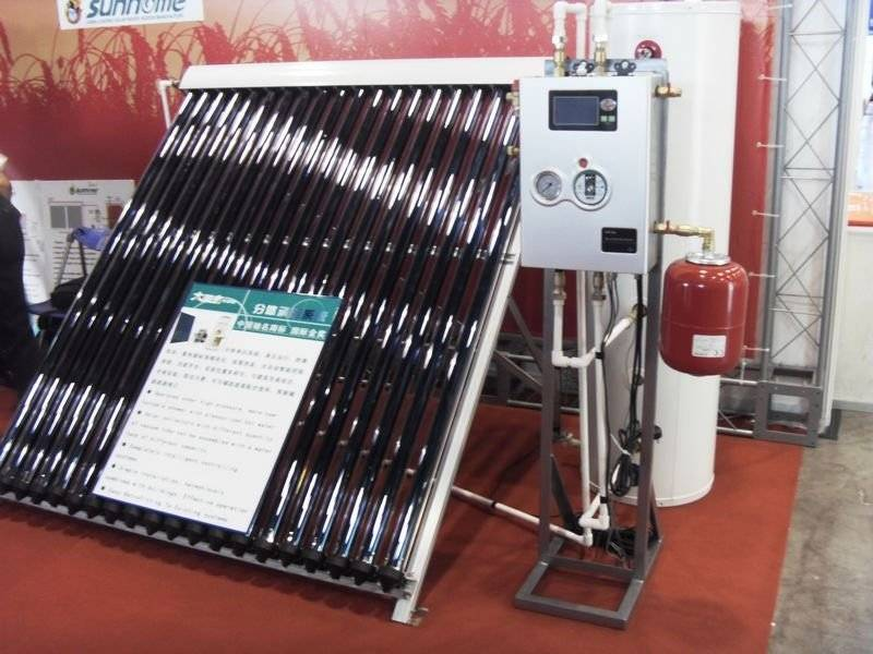 Solar Energy Water Heating system