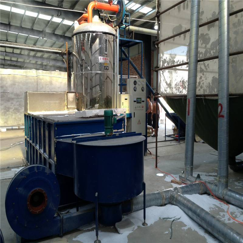 China eps batch pre-expander machine