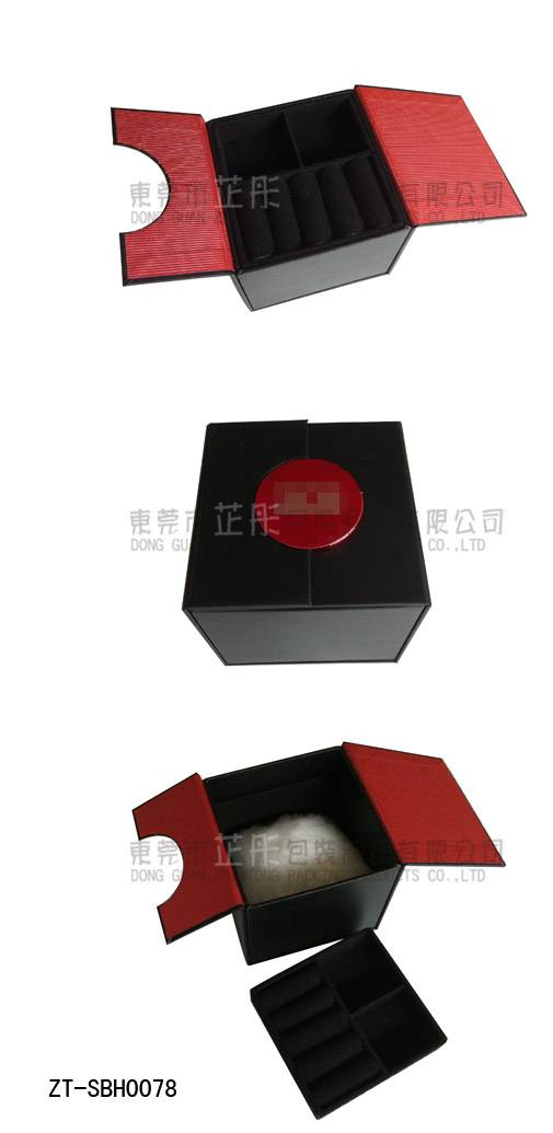 2013 high quality design watch box