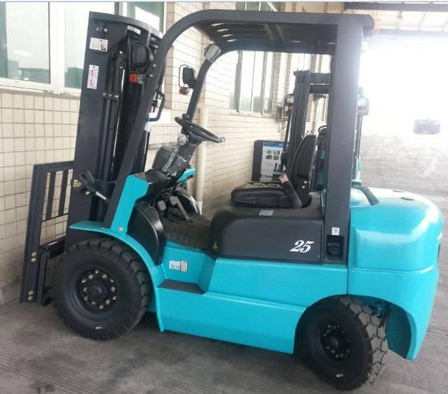 Diesel Forklift 2.5 Ton HT-CPCD25