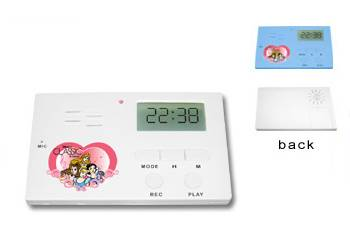 Timer and Voice Record Fridge Magnet BL-FR2