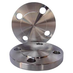 ASTM A182 F304, F304L Dual Rated Blind Flanges