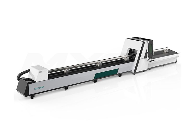 Metal Tube Laser Cutting Machine MTF6020T  Tube Laser Cutting Machine