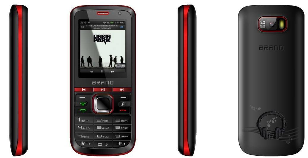 shunkia SK100 Smartphone, Quad Band Mobile Phone Cdma Mobile Phone Portable Cell Phone