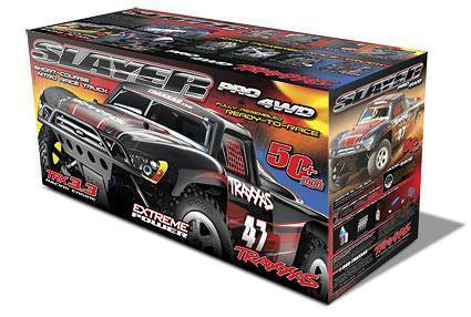 Traxxas Slayer Pro 4WD Short-Course Race Truck