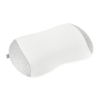 Head solution pillow, supports head comfortably