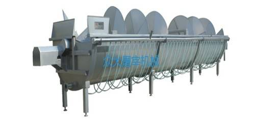 Spiral Cooling Equipment (Poultry slaughtering)