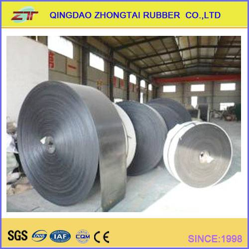 Swr Solid Woven Fire Resistant Rubber Conveyor Belt