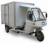 cargo three wheeler