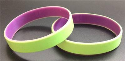 Custom Silicone Wristbands Rubber Bracelets