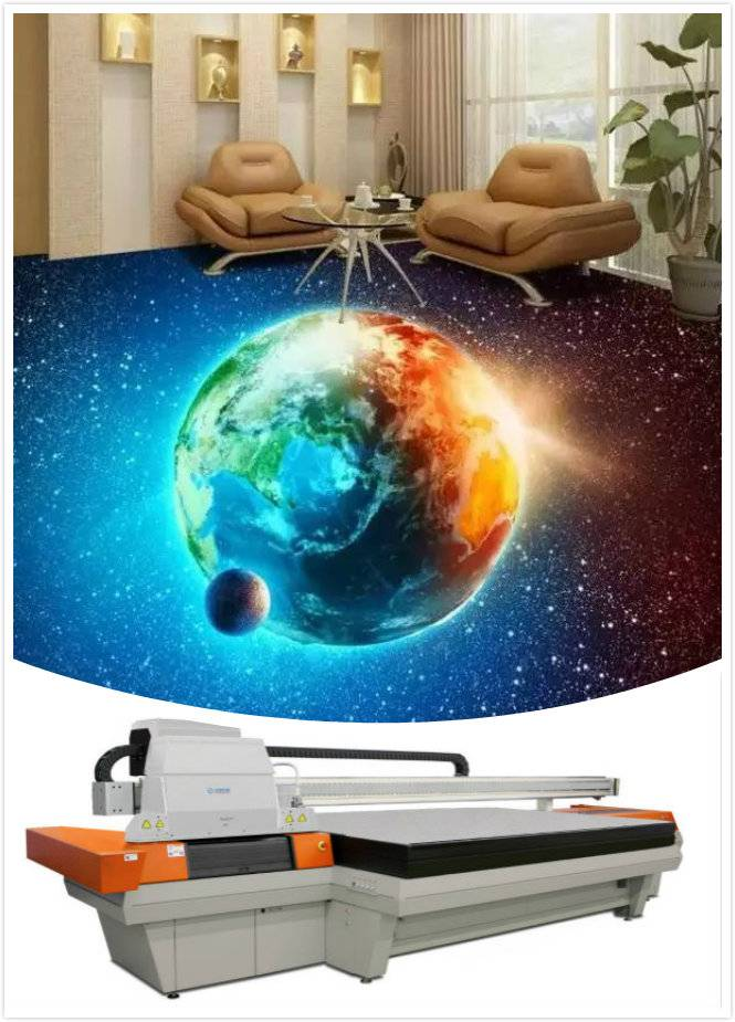 uv printer for glass digital printing