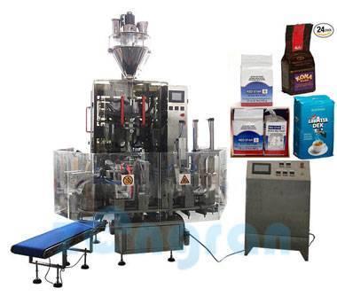 ZB1000A6 Automatic Granule Vacuum Packing Machine
