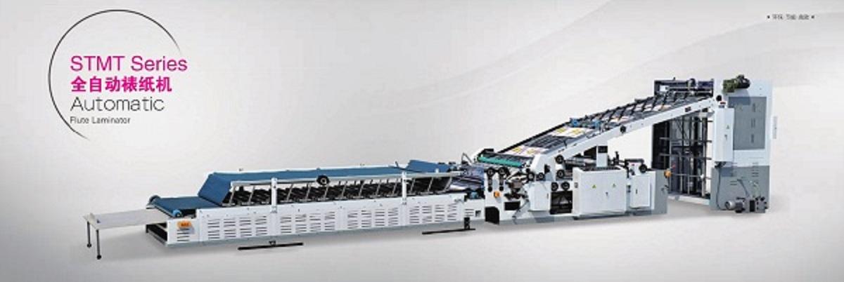 STMT Series Automatic Flute Laminator