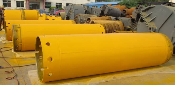 Piling Rig Tubing and Casing Double Wall Casing