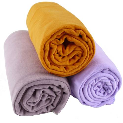 flame retardant polar fleece blanket