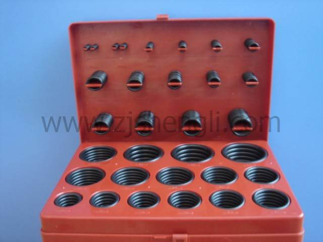 RUBBER INCH ORING KITS