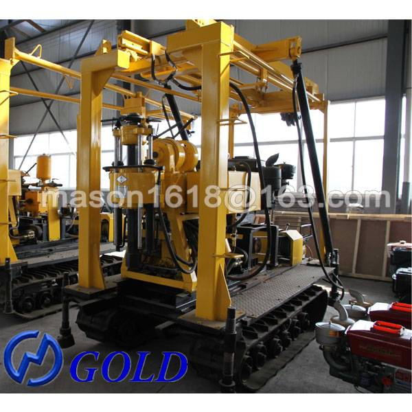 China Best Sale XYD-200 Crawler-Mounted Drilling Rig