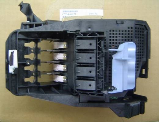 HP500 carriage assembly