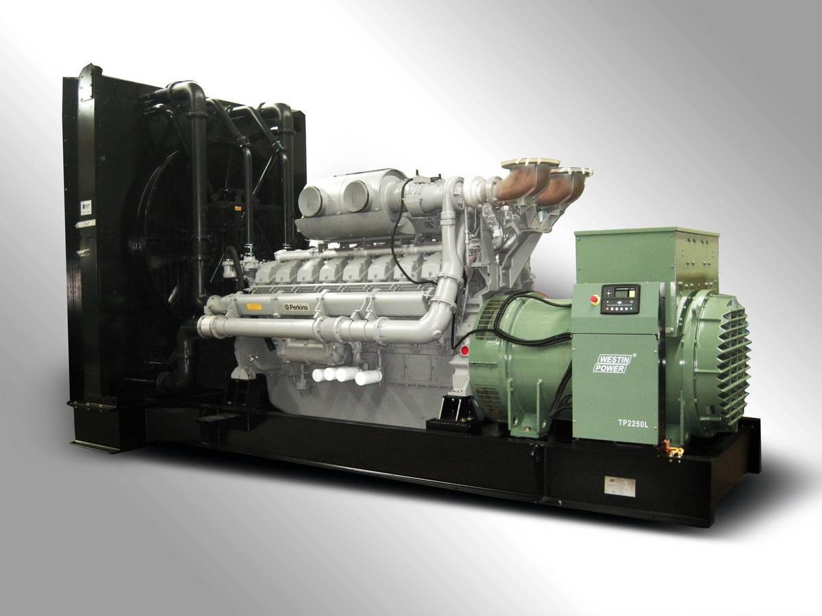 Diesel generator set(TP2250)