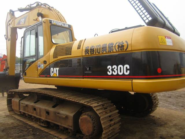 Used excavator Cat 330C Originated in Japan($50000-80000)