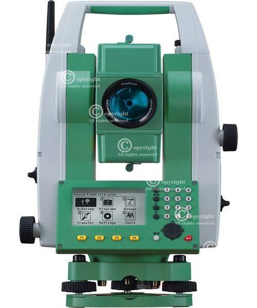Leica Flexline TS06 Plus Reflectorless Total Station