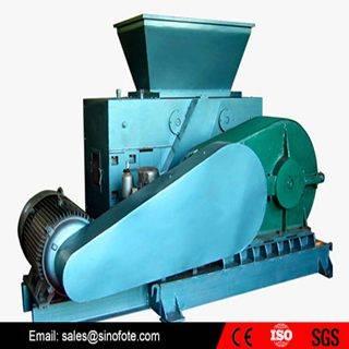 China high quality coal slime briquette machine