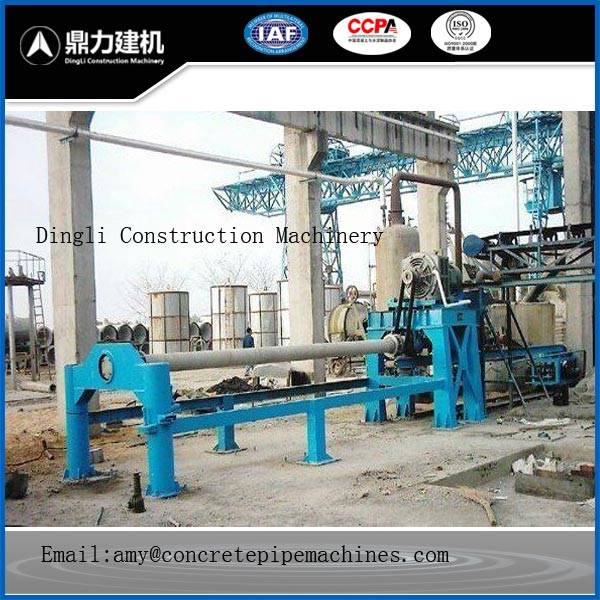Sell Roller Suspension Pipe Making Machine 200-2400mm
