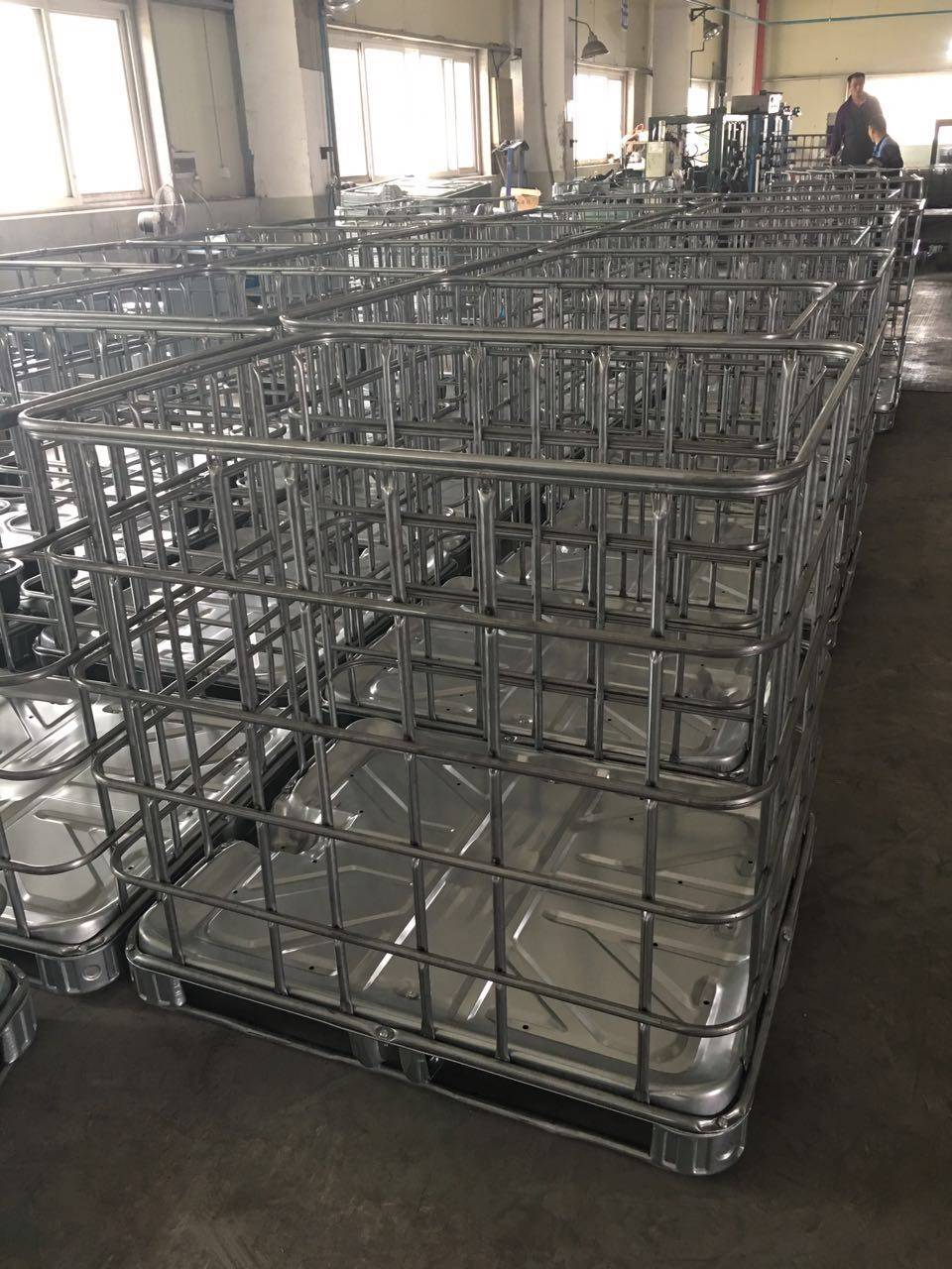 IBC Outer Frame(Pallet & plate)