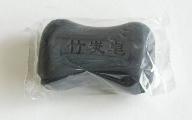 sell bamboo charcoal bath soap