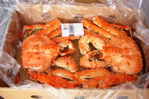 Frozen King Crab