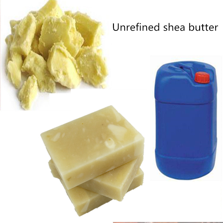 Unrefined Shea Butter and Nuts