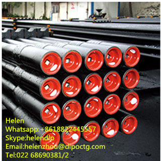 Oilfield casing pipes/carbon seamless steel pipe/oil drilling tubing pipe/