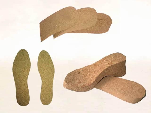 cork shoes
