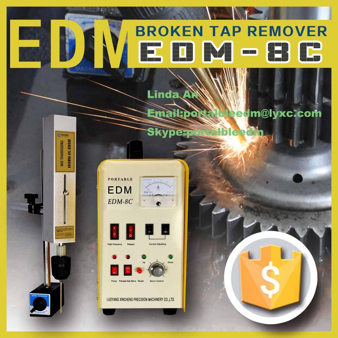 800w mini taps / screws extractor