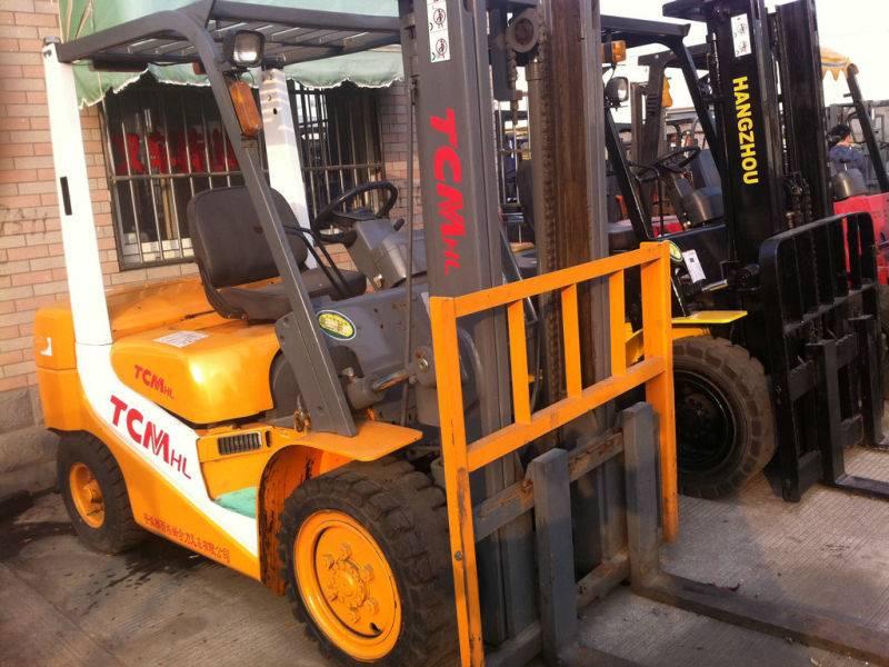 Used TCM 3ton Forklifts,Used TCM Forklifts