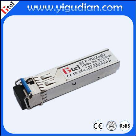 1.25Gb/s XFP BI-DI Single Fiber 40km Transceiver with 0 to 70°C Temperature Range