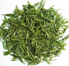 organic green tea/organic high quality green tea