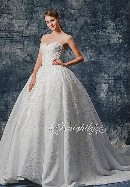 A-lineweddingdress