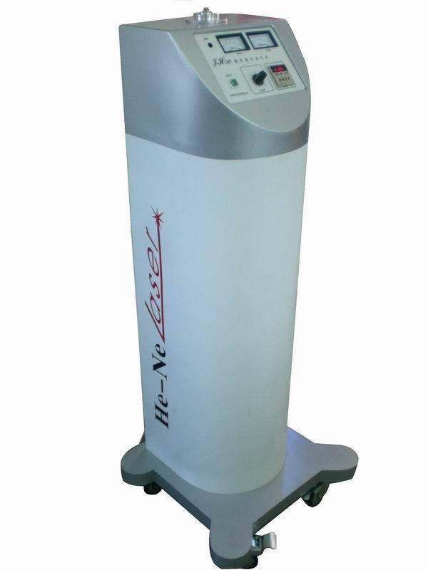 He-Ne laser treatment equipment model BJ030