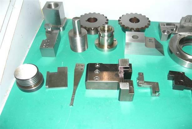high precision metal parts