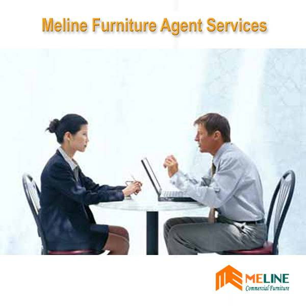 Looking for furniture agents,Rich experience,Meline furniture in good support