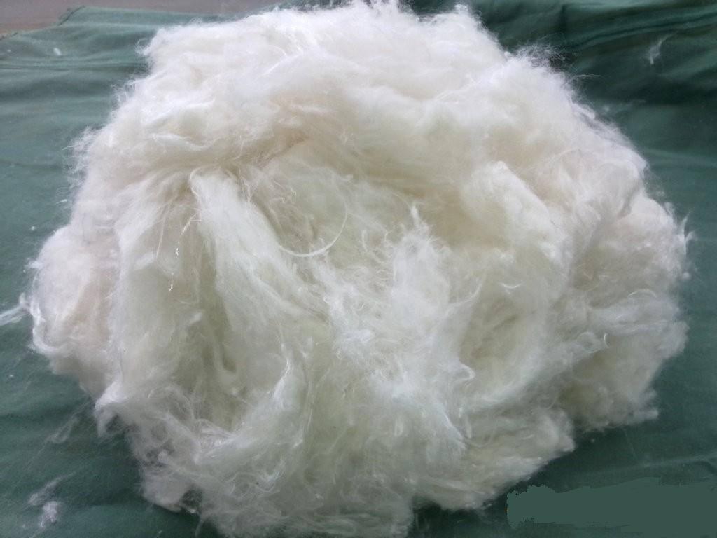 raw white 100% virgin viscose staple fiber