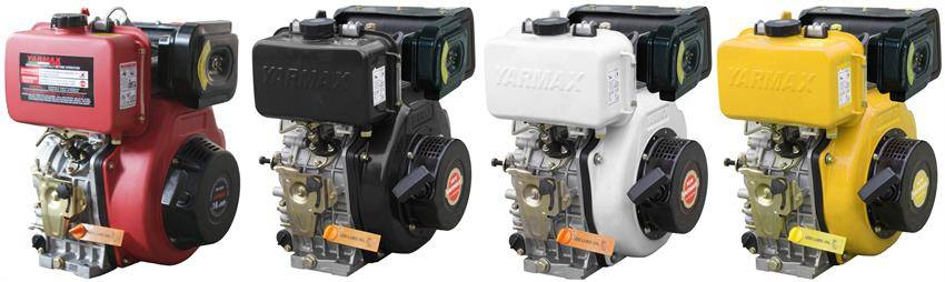 3.5Hp To 10.5Hp Diesel Engine Single Cylinder Air Cooled Engine
