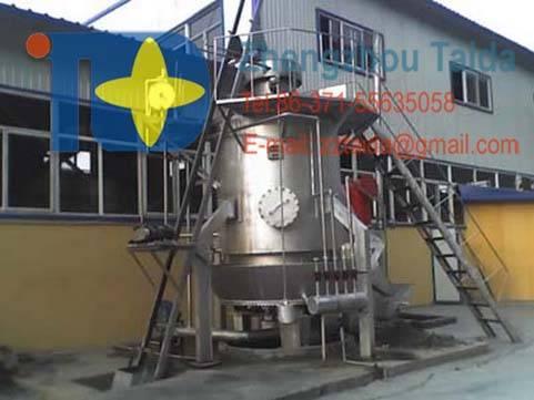 QM-3 coal gasifier