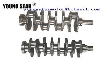 HYUNDAI D4DB CRANKSHAFT