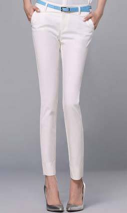 2014 Best Quality New Fashion High Quality Lady Slimming Women Trousers