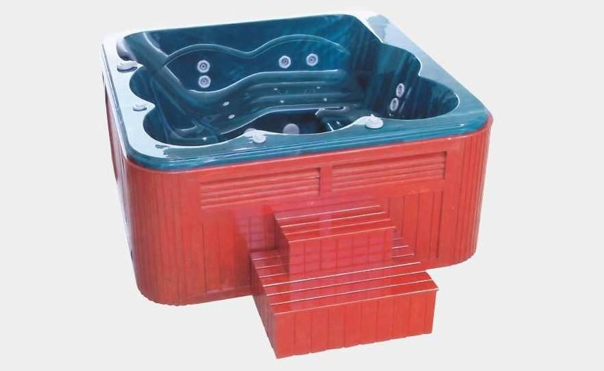 Bath&Jacuzzi Spa Tub shower enclosures square tubs
