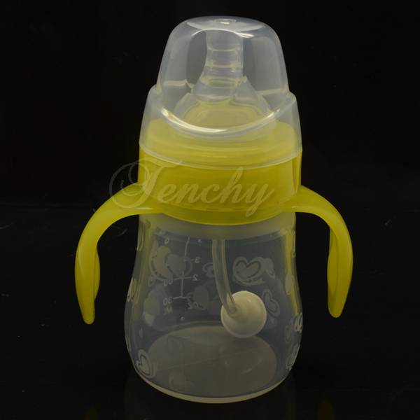 Silicone Baby Nurser With PP Handle