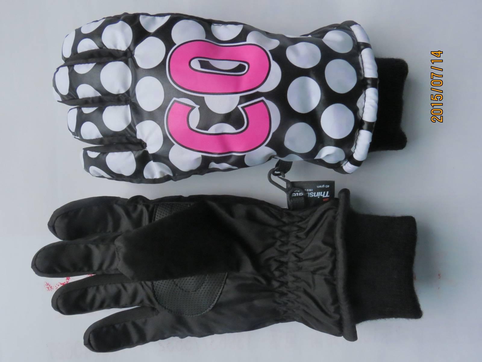 kid ski gloves